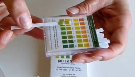 Comment tester votre ph produits aqua sant - Comment mesurer le ph ...